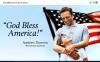 Facebook HTML CMS Vorlage für Politischer Kandidat  New Screenshots BIG