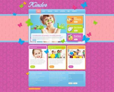 Family Center MotoCMS HTML шаблон