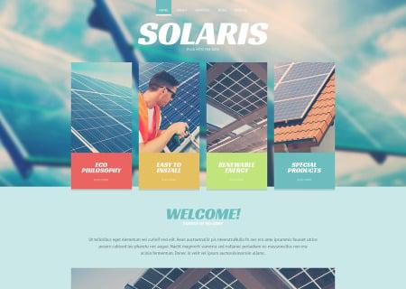 Solar Energy Responsive
