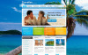Template Moto CMS HTML para Sites de Guia de Viagens №46935 New Screenshots BIG