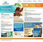 denver style site graphic designs ecology natural science nature scientist scientists research researches chemistry