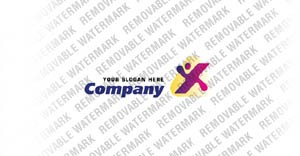 Logo Template 4720 Screenshot