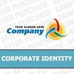 Corporate Identity Template 4741