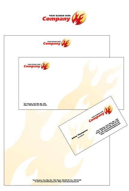 Corporate Identity 4760 Screenshot