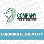 Corporate Identity Template 4787