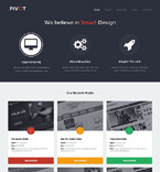 Web design WordPress Template 47002