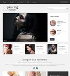 Beauty WordPress Template 47004