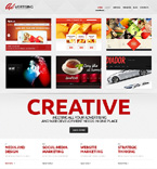 WordPress Template 47007
