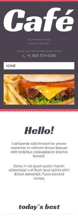 WordPress Theme/Template 47008 Main Page Screenshot