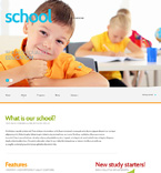 Education WordPress Template 47012