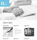 Electronics WordPress Template 47017