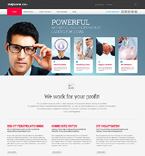 WordPress Template 47021