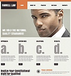 Law Moto CMS HTML  Template 47024
