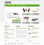 Furniture Moto CMS HTML  Template 47030