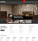 Furniture Moto CMS HTML  Template 47033