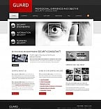 Security Moto CMS HTML  Template 47037