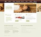 Beauty Moto CMS HTML  Template 47042