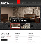 Furniture Facebook HTML CMS  Template 47051
