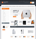 Computers ZenCart  Template 47071