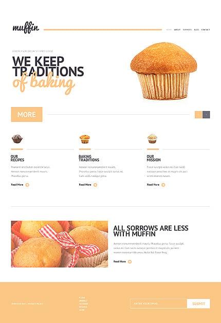 WordPress Theme/Template 47072 Main Page Screenshot
