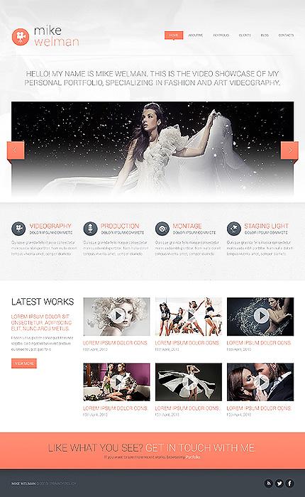 Drupal Template 47082 Main Page Screenshot