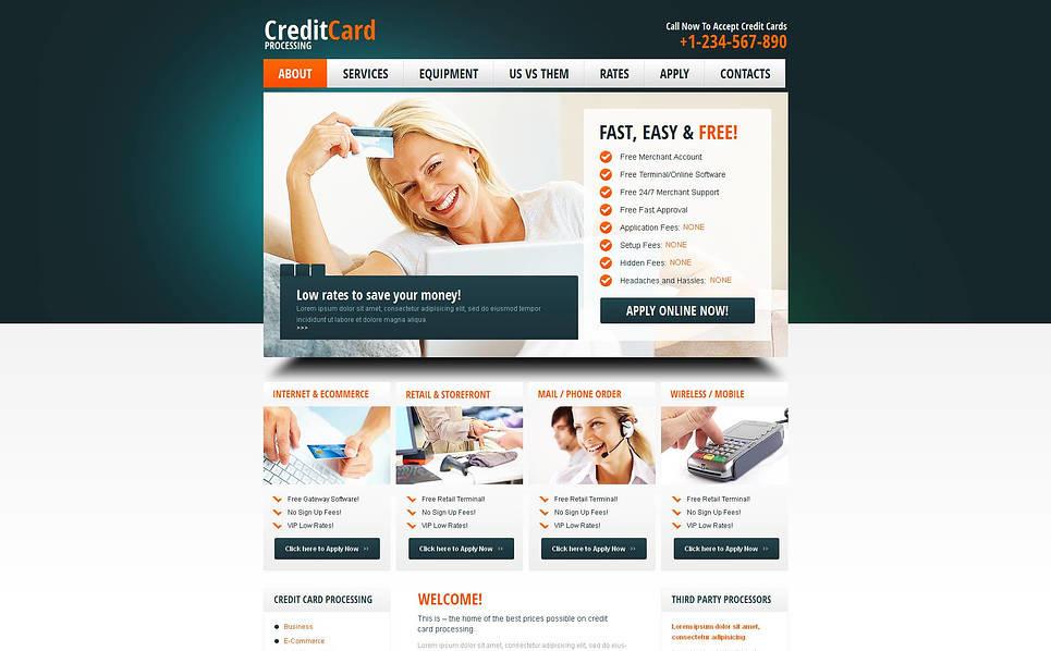 MotoCMS HTML шаблон №47038 на тему торговые услуги New Screenshots BIG