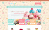 "OpenCart Vorlage namens ""Sweets"" New Screenshots BIG"