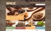 "PrestaShop шаблон ""Spices for Cooking"" New Screenshots BIG"