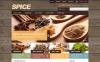 """""""Spices for Cooking"""" thème PrestaShop adaptatif New Screenshots BIG"""