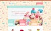 Sweets OpenCart Template New Screenshots BIG