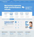 Web Hosting Joomla  Template 47107