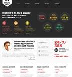 Web Hosting Joomla  Template 47109