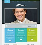 Law Flash CMS  Template 47138