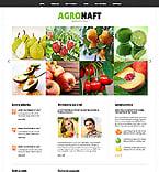 Agriculture Joomla  Template 47160