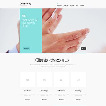Купить  пофессиональные Drupal шаблоны. Купить шаблон #47169 и создать сайт.