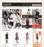 Fashion OpenCart  Template 47173