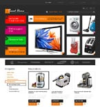 Electronics Magento Template 47180