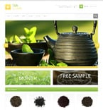 Food & Drink Magento Template 47181
