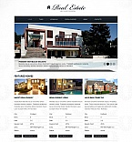 Real Estate Moto CMS HTML  Template 47187