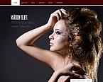 Beauty Moto CMS HTML  Template 47188