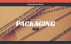 Адаптивний Шаблон сайту на тему упаковка New Screenshots BIG