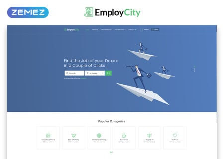 Job Portal Multipage