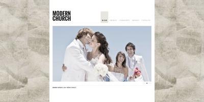 Plantilla Moto CMS HTML #47199 para Sitio de  para Sitio de Cristianismo