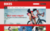 Responsives WooCommerce Theme für Radfahren  New Screenshots BIG