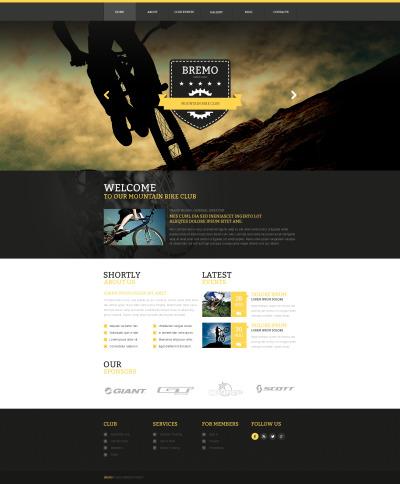 BMX Responsive Šablona Webových Stránek