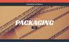 Reszponzív Csomagolás témakörű  Weboldal sablon New Screenshots BIG