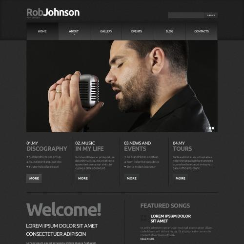 Rob Johnson - Responsive Joomla! Template