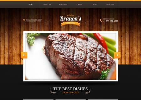 Steakhouse Responsive
