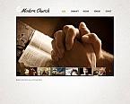 Religious Moto CMS HTML  Template 47200