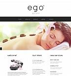 Beauty Moto CMS HTML  Template 47203